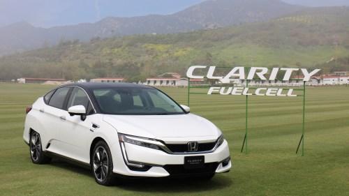 small resolution of  2017 honda clarity fuel cell santa barbara ca march 2017