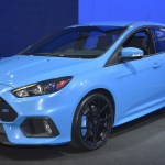 2016 Ford Focus Rs Coming With 345 Horsepower Video