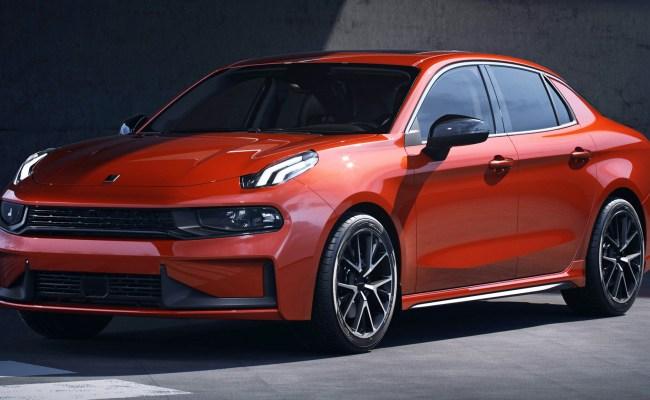 Lynk Co Reveals 03 Sedan