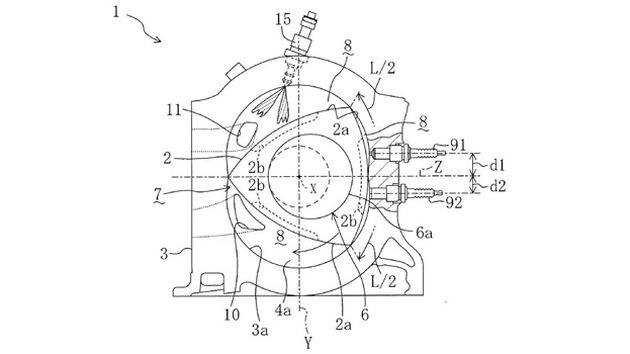 Rotary Engine Diagram