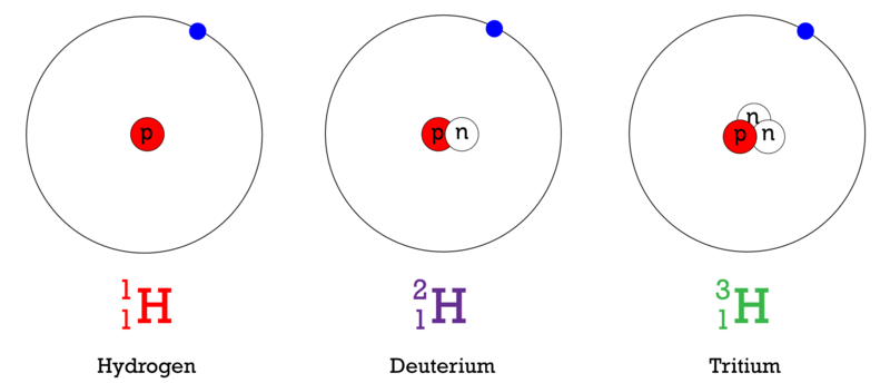 all atoms of an element have the same number of