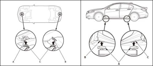 small resolution of acura tl 2004 to 2008 how to replace timing belt water pump and tl lift points acura tsx engine belt diagram