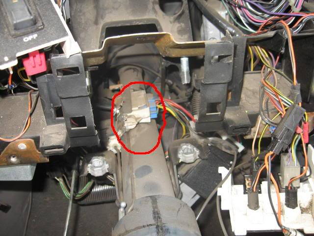 2001 Jeep Grand Cherokee Ignition Wiring