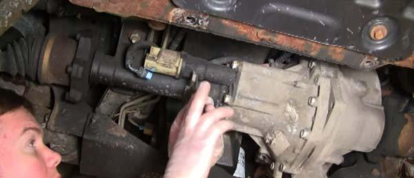 2003 Trailblazer Wire Harness Diagram Chevrolet Silverado 1999 2006 Gmt800 4wd Diagnostic Guide