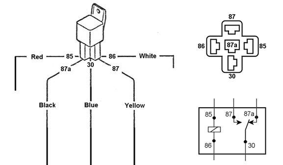 Dodge Ram 1999-2001: How to Replace Headlamp Relay