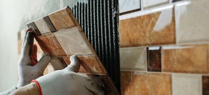 Install Porcelain Tile Over Vinyl