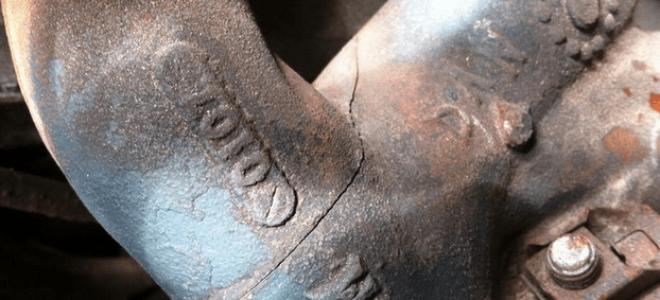 Subaru Forester Engine Diagram How To Repair A Cracked Exhaust Manifold Doityourself Com