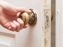 Fixing a Door That Won't Latch | DoItYourself.com