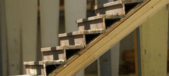 4 Options For Finishing Basement Steps Doityourself Com | Outdoor Basement Stairwell Covers | Sloped | Step | Outside | Window Well | Basement Egress Door