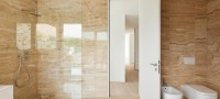 Marble Bathroom Floor vs Ceramic Tile Bathroom Floor ...