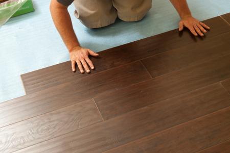How to Stain Laminate Wood Flooring  DoItYourselfcom