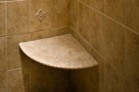 How to Install Shower Benches  DoItYourselfcom