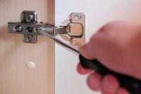 How to Paint Cabinet Door Hinges | DoItYourself.com