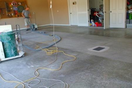 How to Lay a Concrete Basement Floor Part 2  DoItYourselfcom