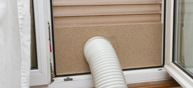 How to Vent a Portable Air Conditioner  DoItYourselfcom