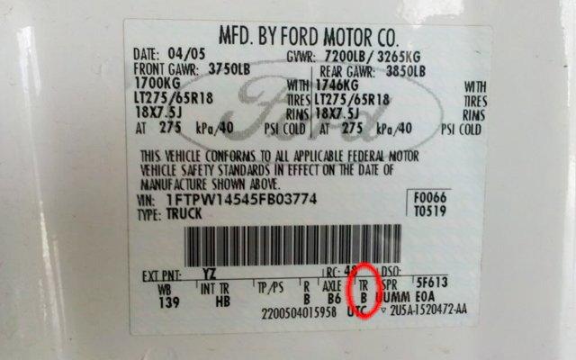 Ford 150 Fuses Box 2007 F150 F250 Why Won T My Transmission Shift Ford Trucks