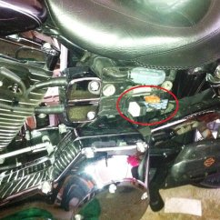 1992 Harley Sportster Wiring Diagram Ignition Relay For 2000 1200 Wide Glide ...