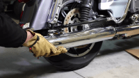 Harley Davidson Touring Exhaust Review and How to Replace ...