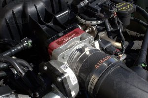 Jeep Wrangler JK 2007 2015 How to Clean Throttle Body