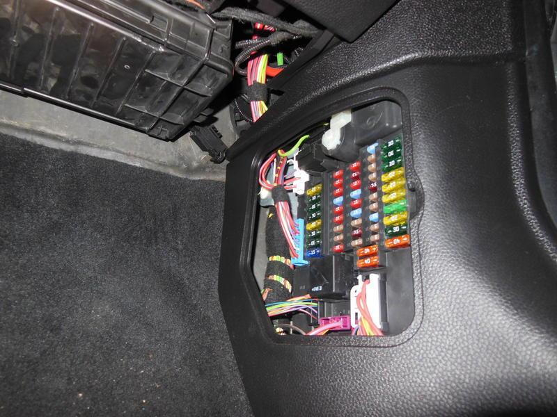 2007 mini cooper s fuse box
