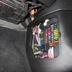 Pt Cruiser Wiring Diagram 2002 Ford F250 Neu Mini Cooper 2007 To 2016 Fuse Box - Northamericanmotoring