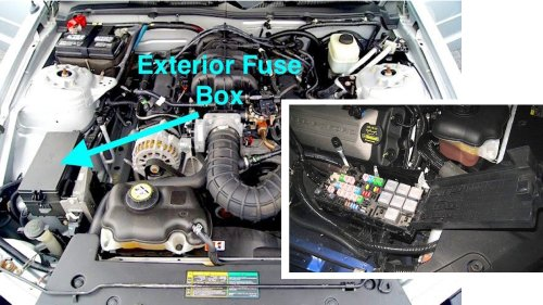 small resolution of mustang fuse box guide fifth gen themustangsourcemustang fuse box guide fifth gen