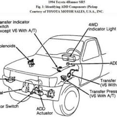 1992 Toyota Hilux Surf Wiring Diagram Epiphone Es 335 Pro Tacoma 4wd General Information - Yotatech