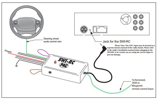 pac 80 wiring diagram