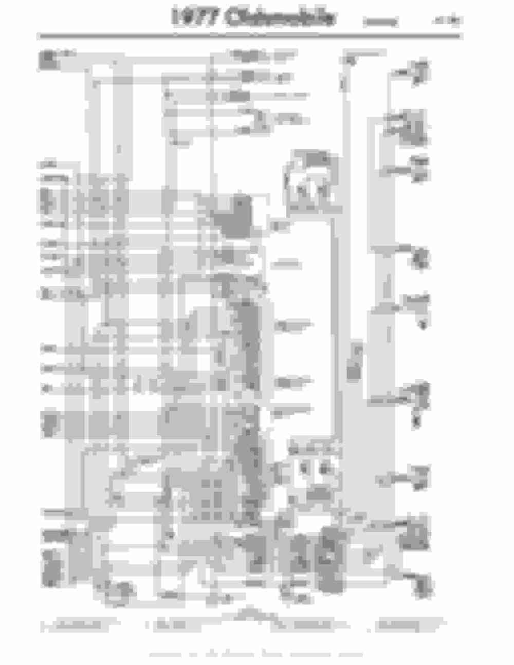 medium resolution of 77 toronado wiring diagram classicoldsmobile com1977 toronado chassis wiring page 2