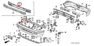 90 Ef Honda Civic Engine Wiring Harnes   Wiring Diagram Database
