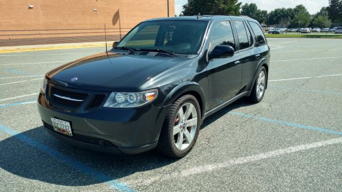 small resolution of make saab model 9 7x price 12000 mileage 90300