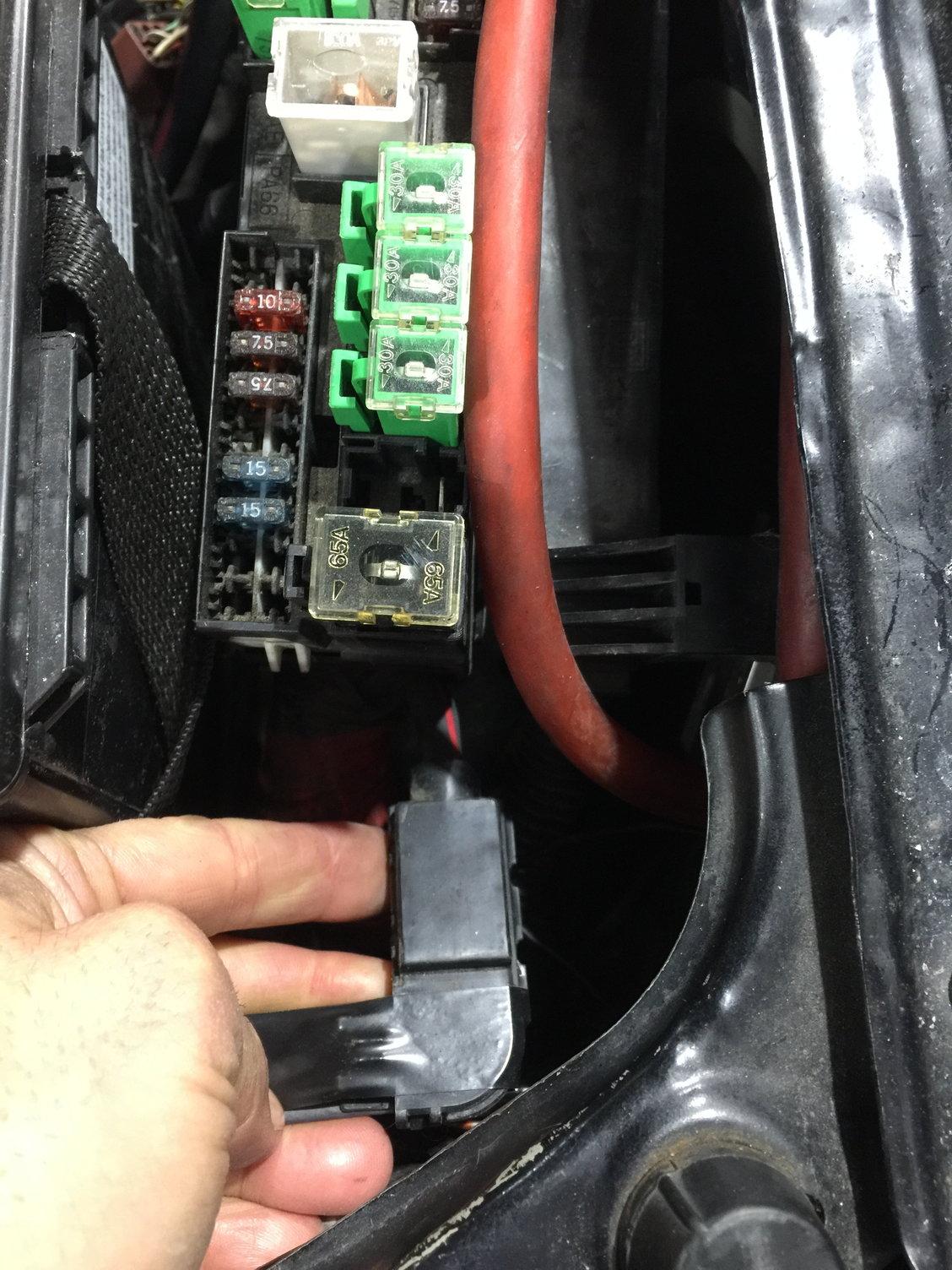 1997 Nissan Maxima Battery - nissan maxima starter wiring