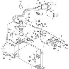 Audi A6 Wiring Diagram Garage Door Parts Frame Air Conditioning