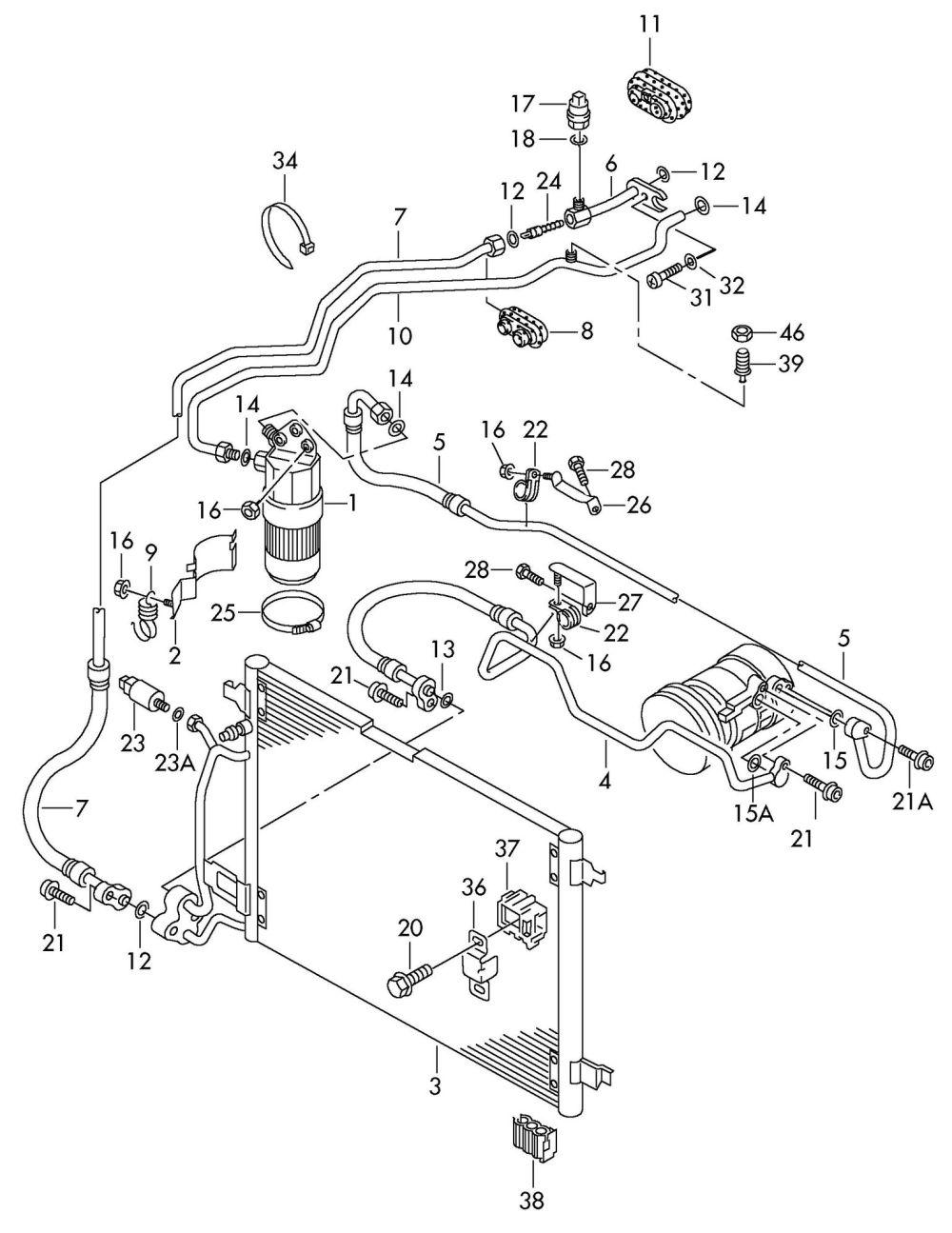 medium resolution of audi air conditioning wiring diagram air conditioning commercial hvac diagram building hvac system diagram