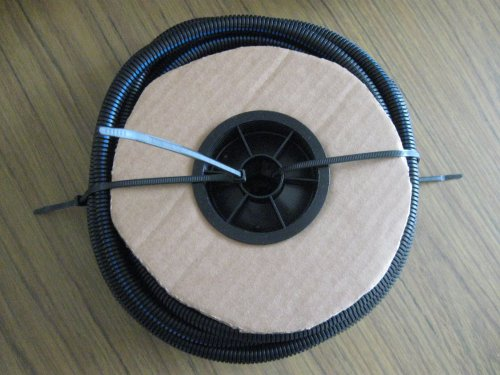 small resolution of i have for sale three rolls of this material used to cover and protect auto marine wiring and wiring harnesses these rolls are 100 ft each when new and