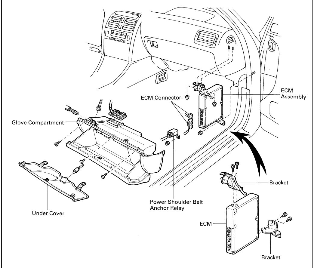 Lexus Is200 Fuse Box Diagram