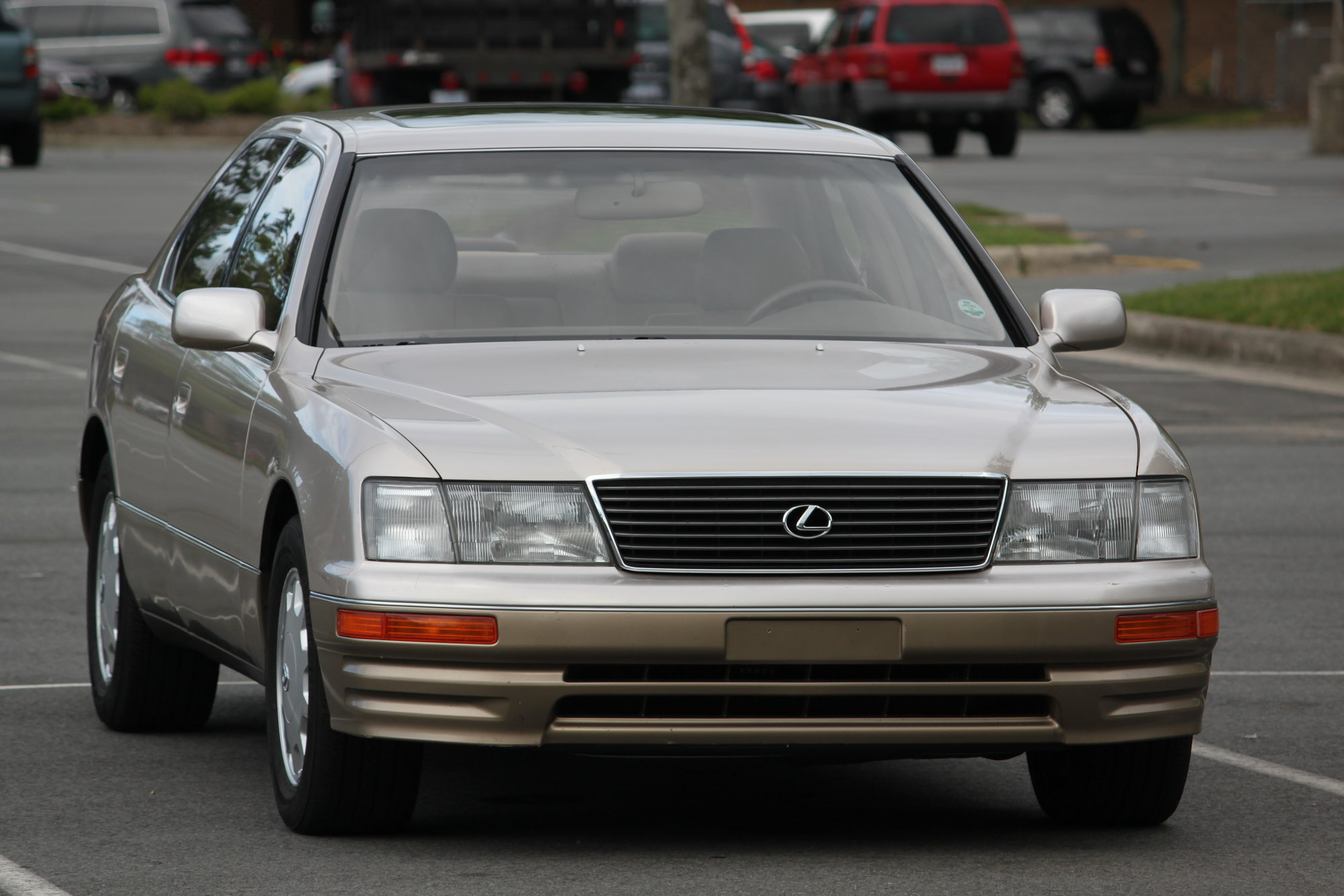 hight resolution of 1996 lexus ls400 with 64 000 miles