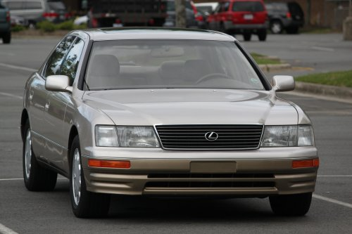 small resolution of 1996 lexus ls400 with 64 000 miles