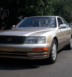 1996 lexus ls400 with 64 000 miles [ 2000 x 1500 Pixel ]