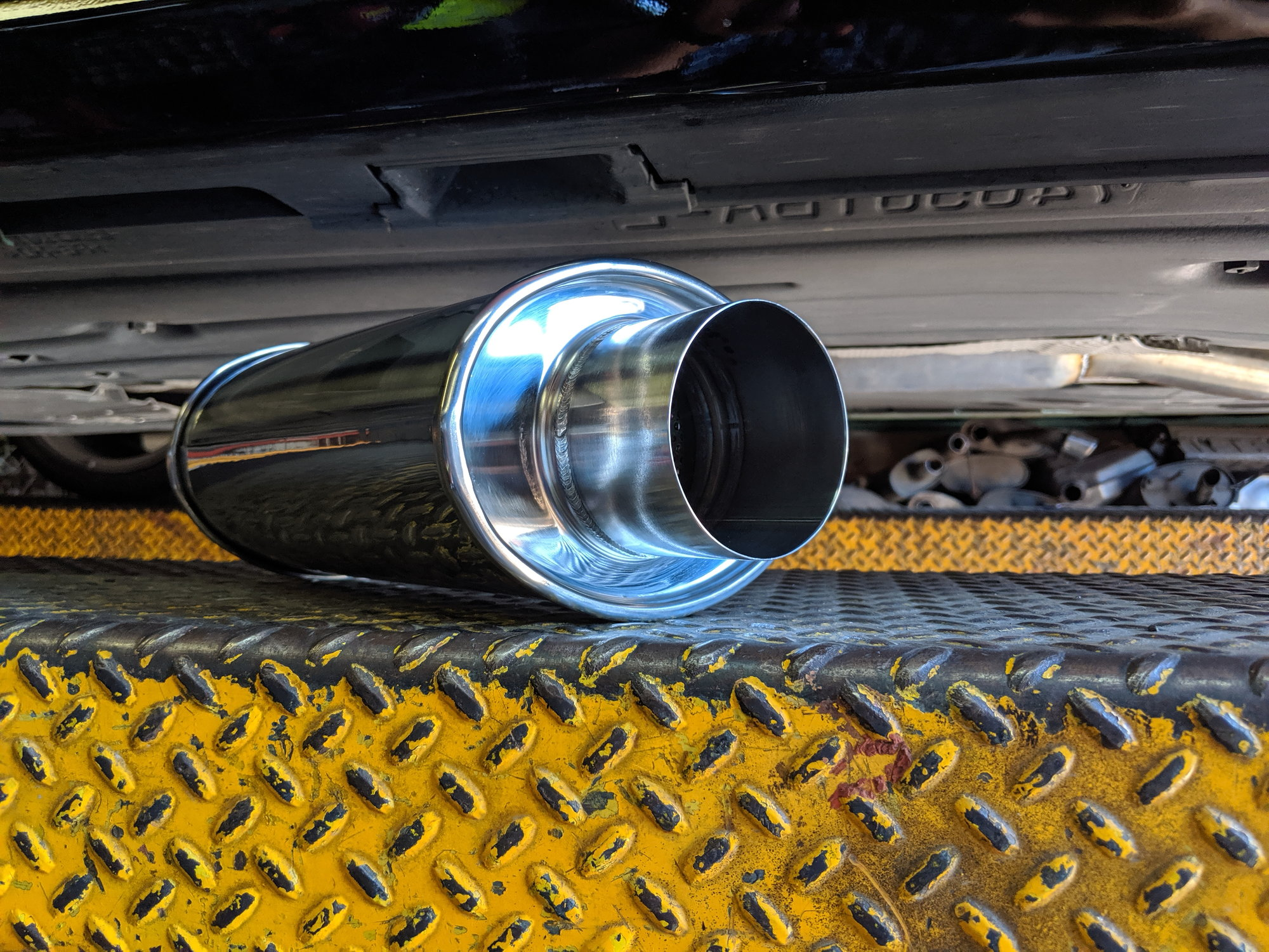 considering a performance exhaust