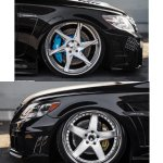 Blue Or Gold Calipers On Black Car Clublexus Lexus Forum Discussion