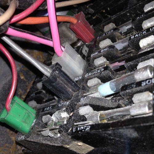 small resolution of power window stumper 1976 corvetteforum chevrolet 1982 corvette fuse box location 1976 corvette fuse box