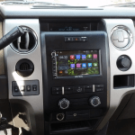 7 Inch Car Stereo Installed In 2010 Ford F150 Supercrew Ford F150 Forum Community Of Ford Truck Fans