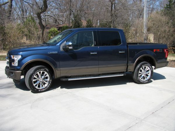 20 Ford F 150 Blue Jeans Paint Pictures And Ideas On Carver Museum
