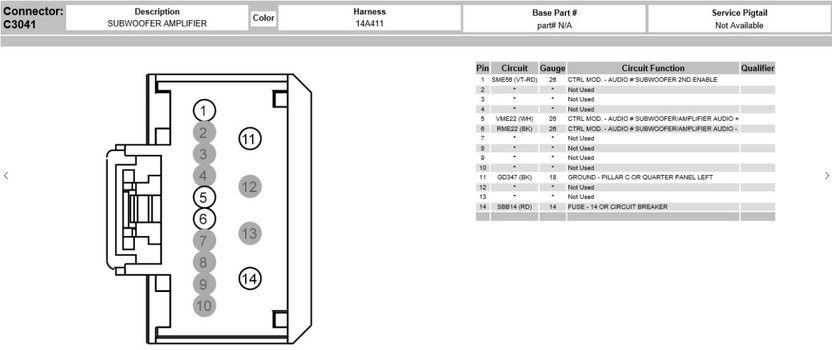 f150 sony amp wiring diagram
