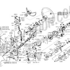 1963 Ford F100 Wiring Diagram 2001 F150 Xl Radio Steering Column Assembly - Truck Enthusiasts Forums