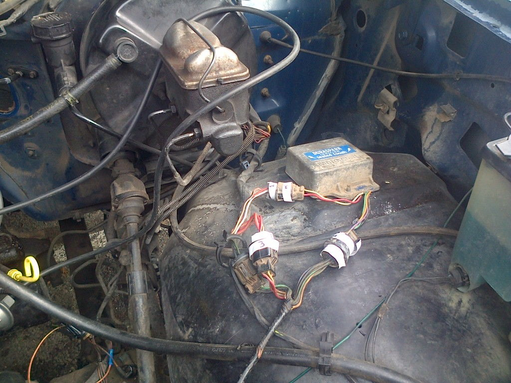 350 Hei Wiring Diagram Duraspark Ii Conversion How To Page 9 Ford Truck