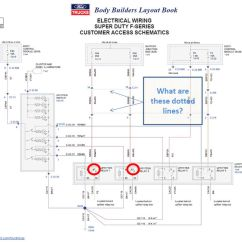 1999 Ford F250 Headlight Wiring Diagram Led With Switch 2015 Upfitter Help Truck