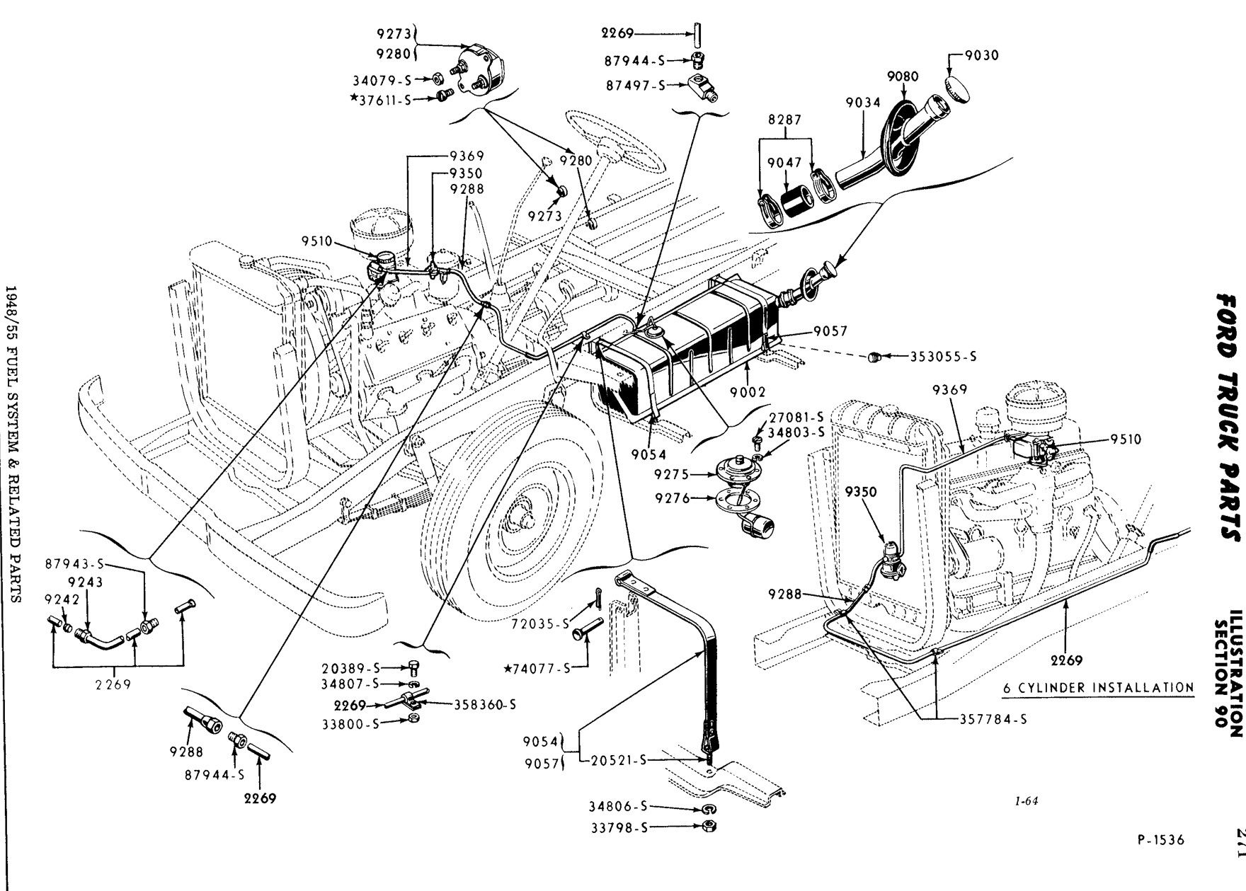 i4 engine diagram