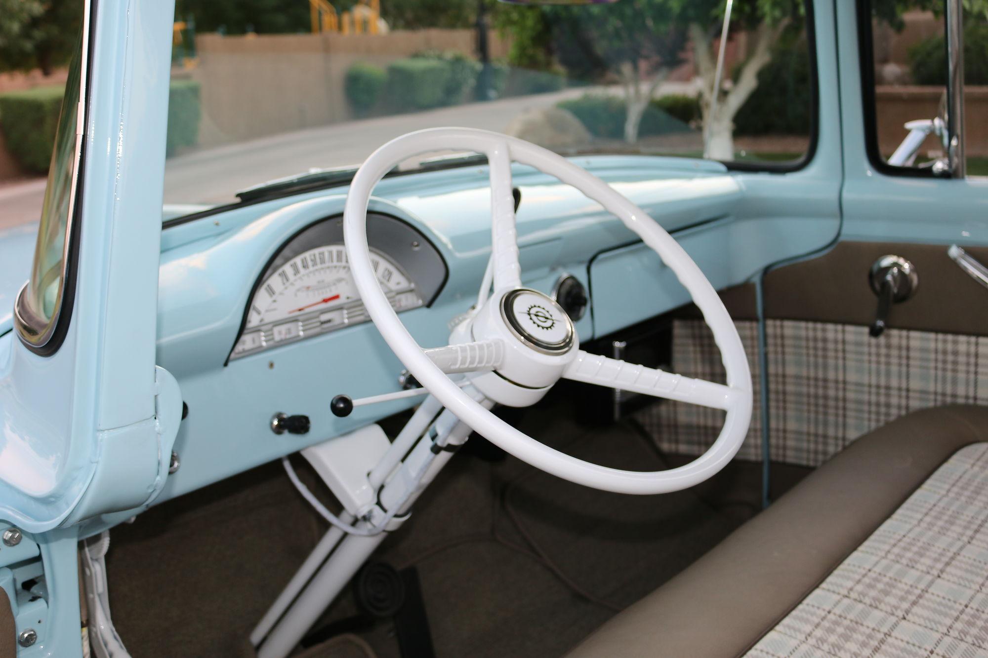 1955 F100 Fuse Diagram